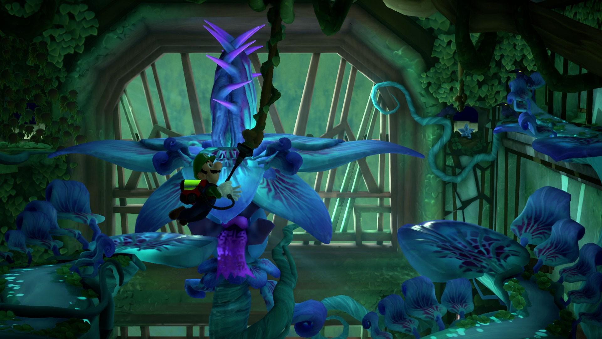 Luigi's Mansion 3, кадр № 4