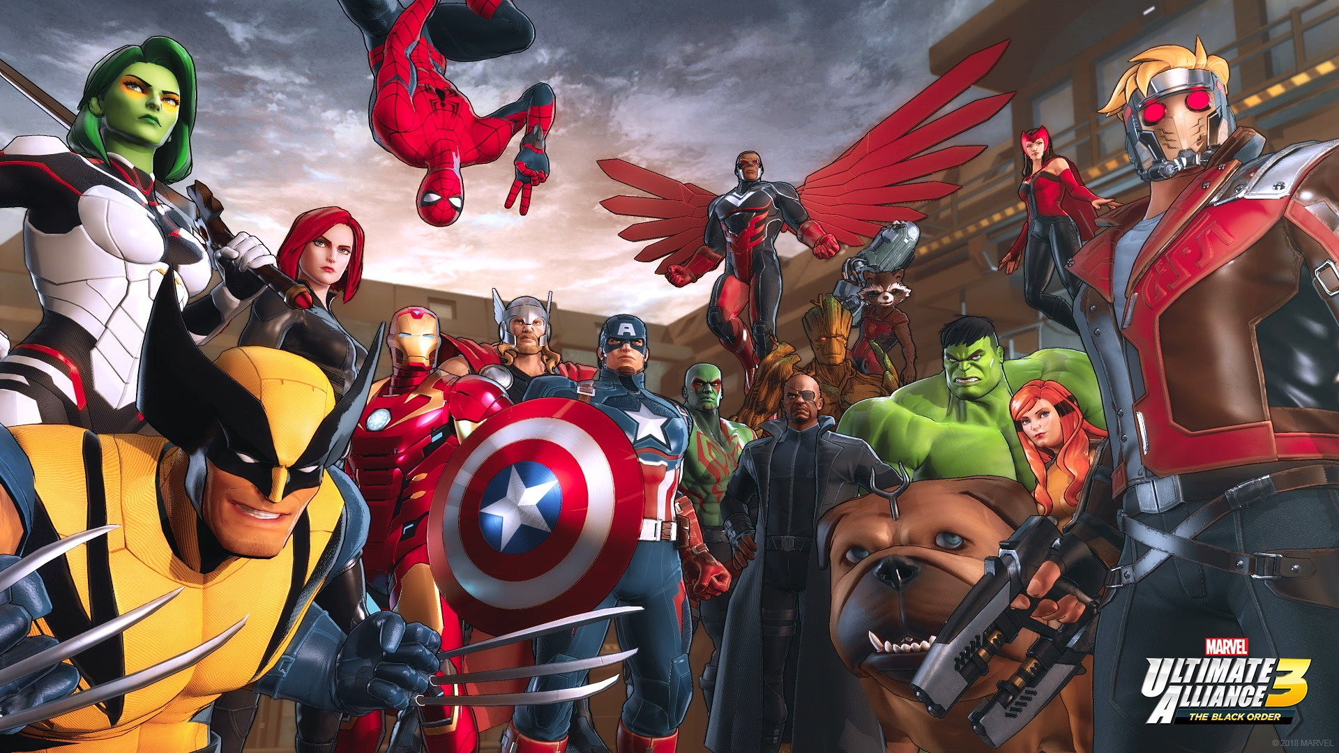 Marvel Ultimate Alliance 3: The Black Order, кадр № 1