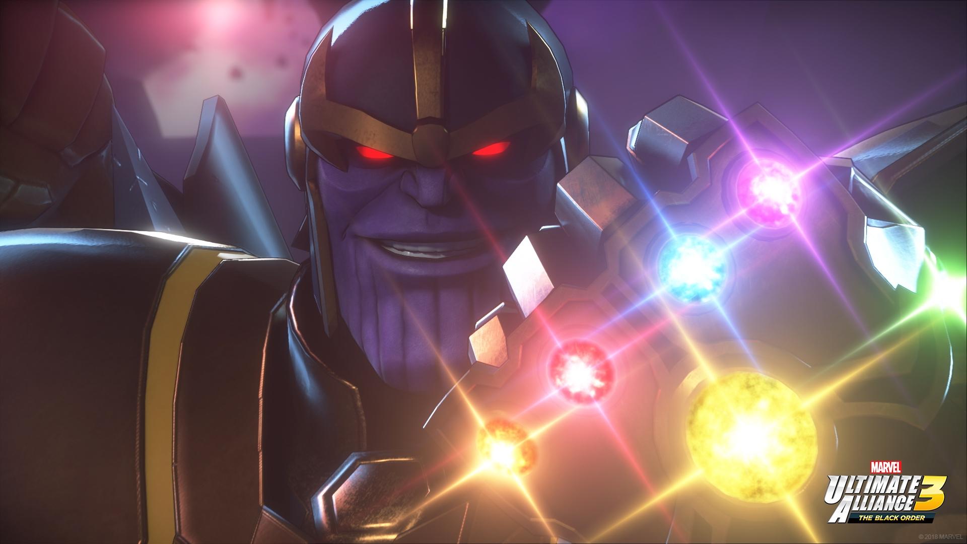 Marvel Ultimate Alliance 3: The Black Order, кадр № 3