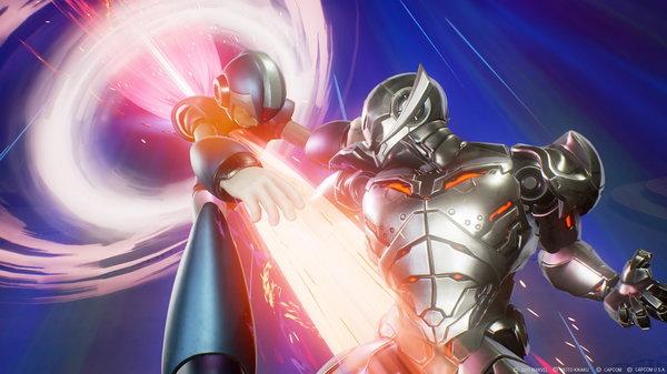 Кадры из игры Marvel vs. Capcom: Infinite