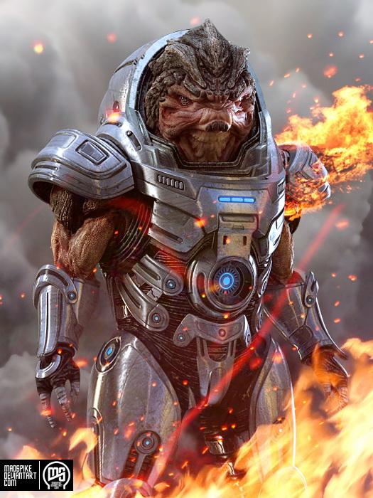 Mass Effect 2, кадр № 30