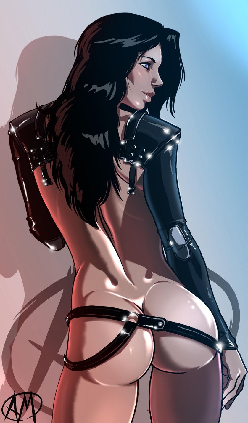 Mass effect toons naked sexy girls xxx picture