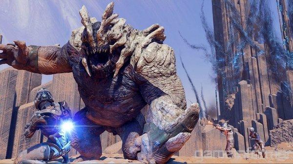 Кадры из игры Mass Effect: Andromeda