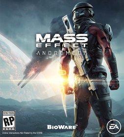 Обложки игры Mass Effect: Andromeda