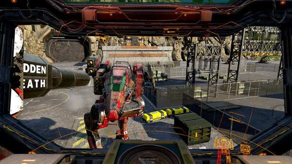 Кадры из игры MechWarrior 5: Mercenaries