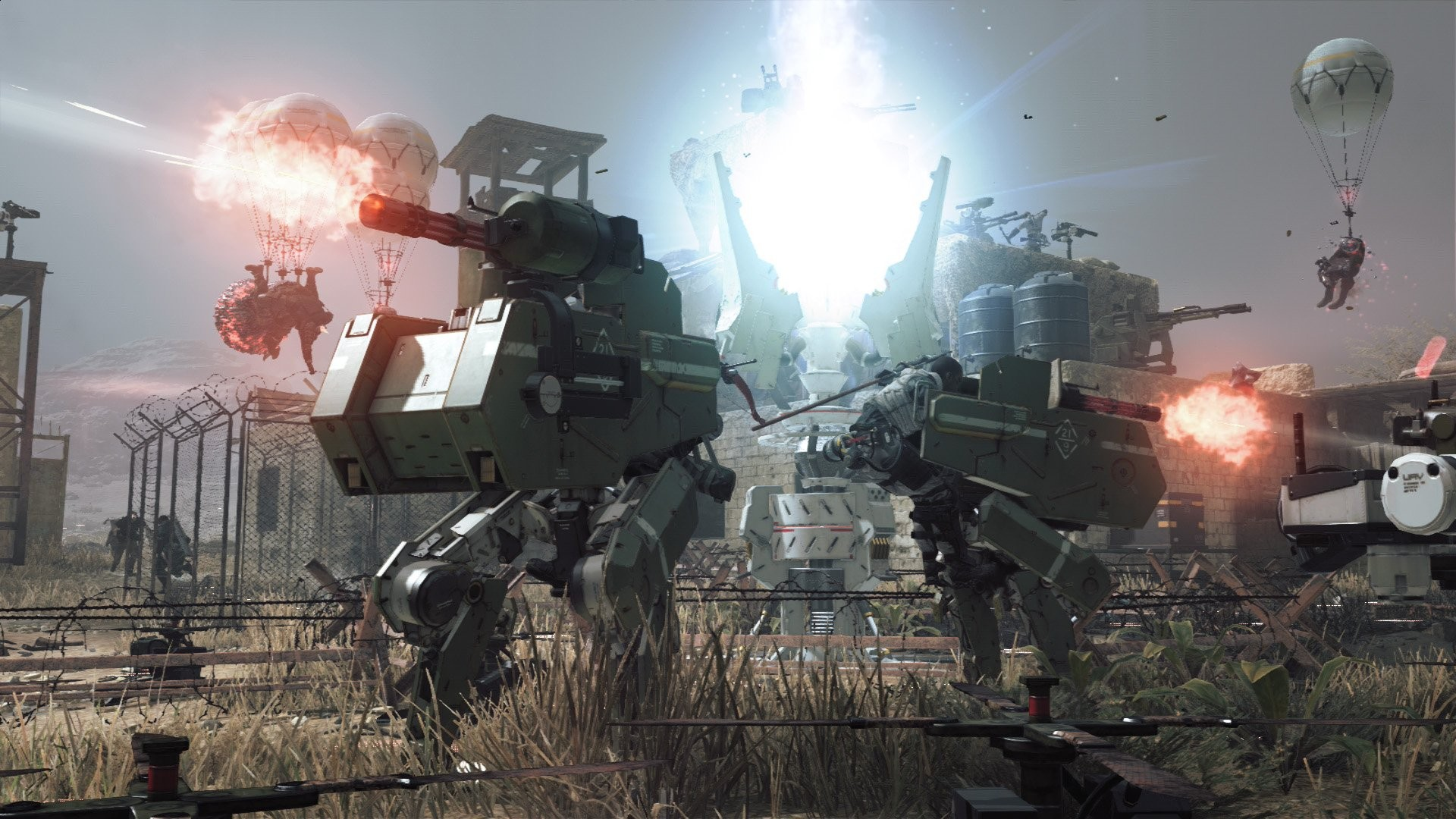 Metal Gear Survive, кадр № 5