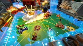 Кадры из игры Micro Machines World Series