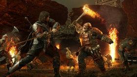 Кадры из игры «Средиземье: Тени войны»