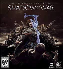 Обложки игры «Средиземье: Тени войны»