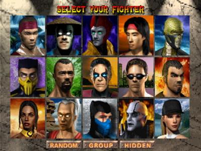 Mortal Kombat, кадр № 49