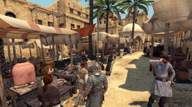 Кадры из игры Mount & Blade II: Bannerlord
