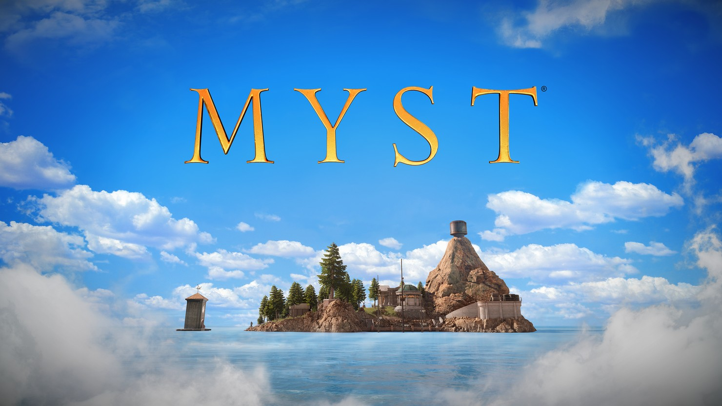 Myst, постер № 1