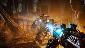 Кадры из игры Necromunda: Hired Gun