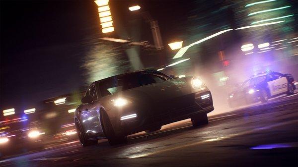 Кадры из игры Need for Speed Payback