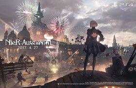 Обложки игры NieR: Automata