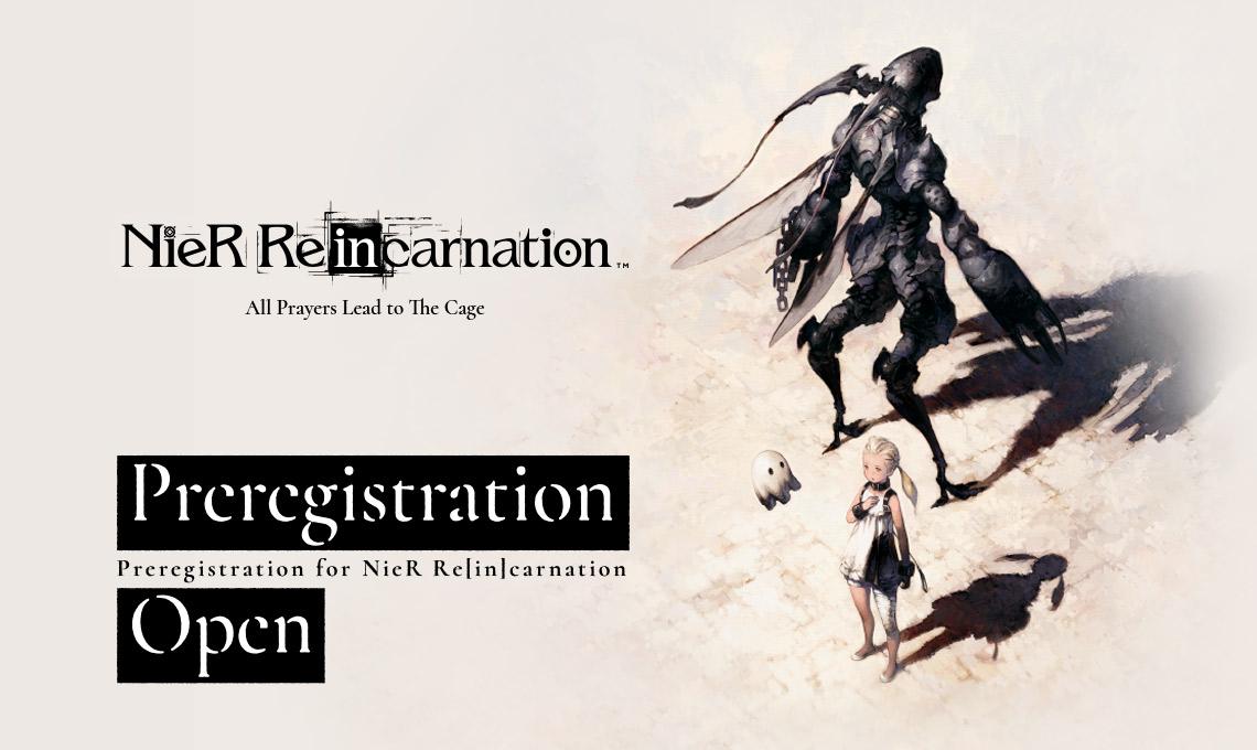 NieR Re[in]carnation, постер № 1