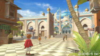 Ni no Kuni: Shiroki Seihai no Joou