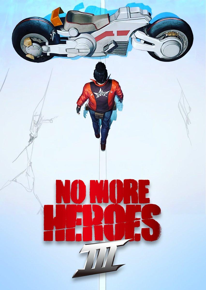 No More Heroes III, постер № 1