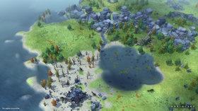 Кадры из игры Northgard