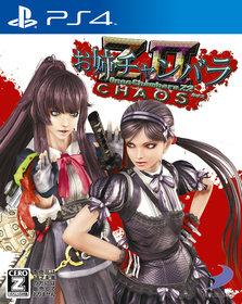 Обложки игры Onechanbara Z2: Chaos
