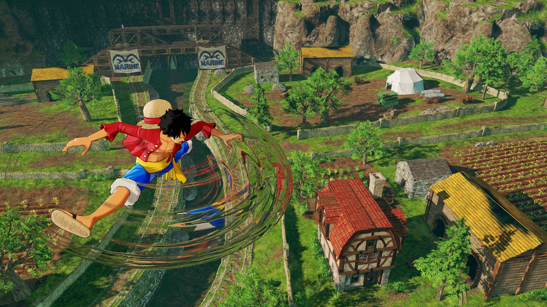 One Piece: World Seeker, кадр № 2