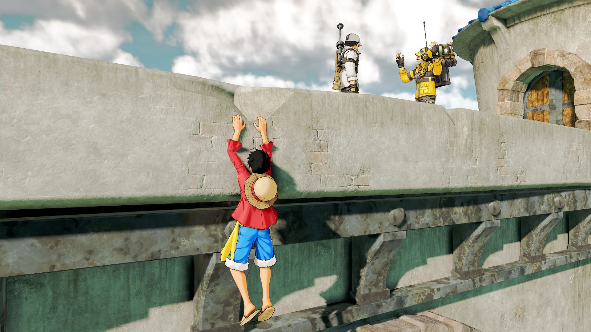 One Piece: World Seeker, кадр № 3