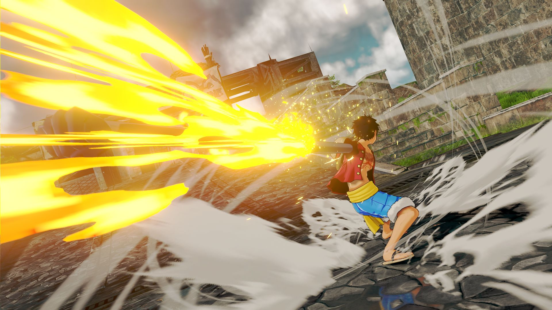 One Piece: World Seeker, кадр № 4