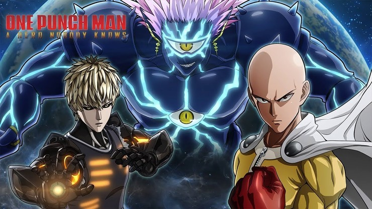 One Punch Man: A Hero Nobody Knows — третий трейлер