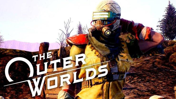 The Outer Worlds — анонс и трейлер комедийной RPG от авторов классических Fallout
