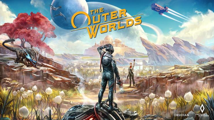 The Outer Worlds — премьерный трейлер RPG от авторов настоящих частей Fallout