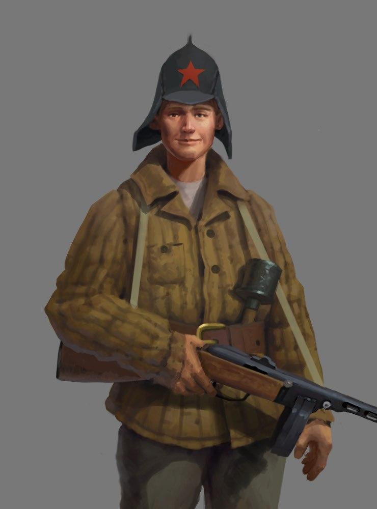 Партизаны 1941, кадр № 1