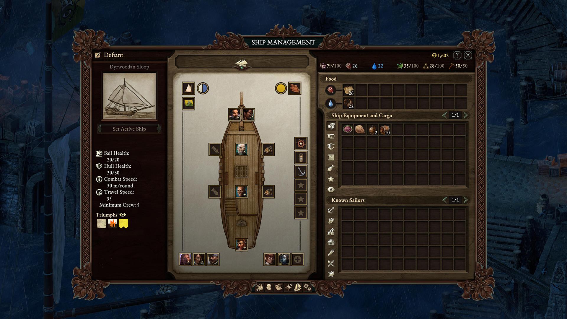 Pillars of Eternity II: Deadfire, кадр № 11