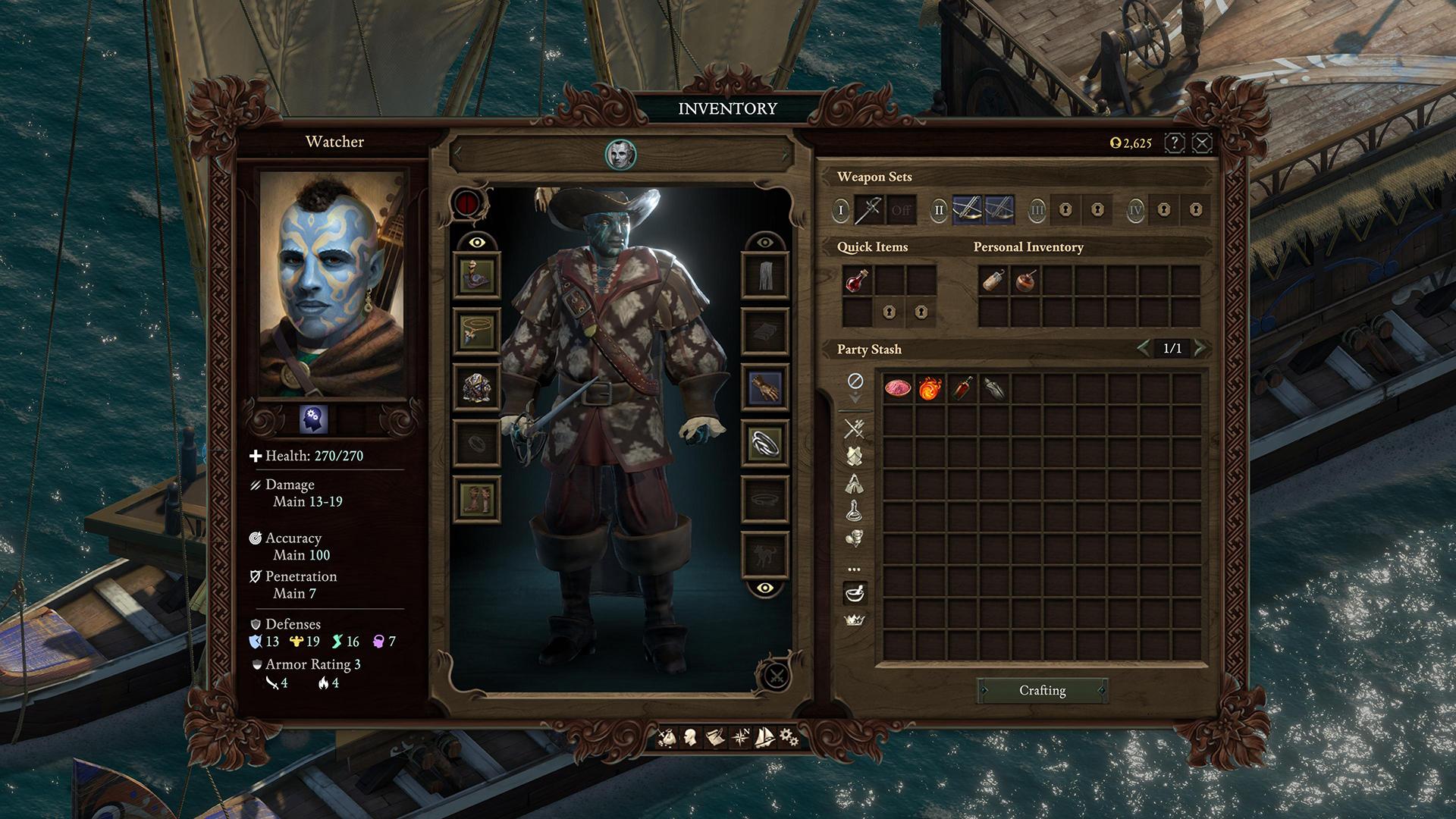 Pillars of Eternity II: Deadfire, кадр № 15