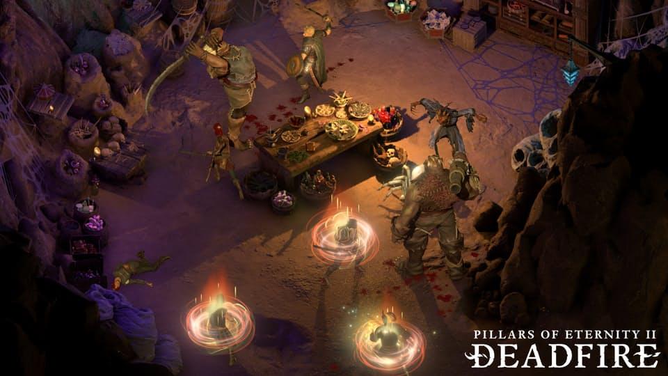 Pillars of Eternity II: Deadfire, кадр № 6
