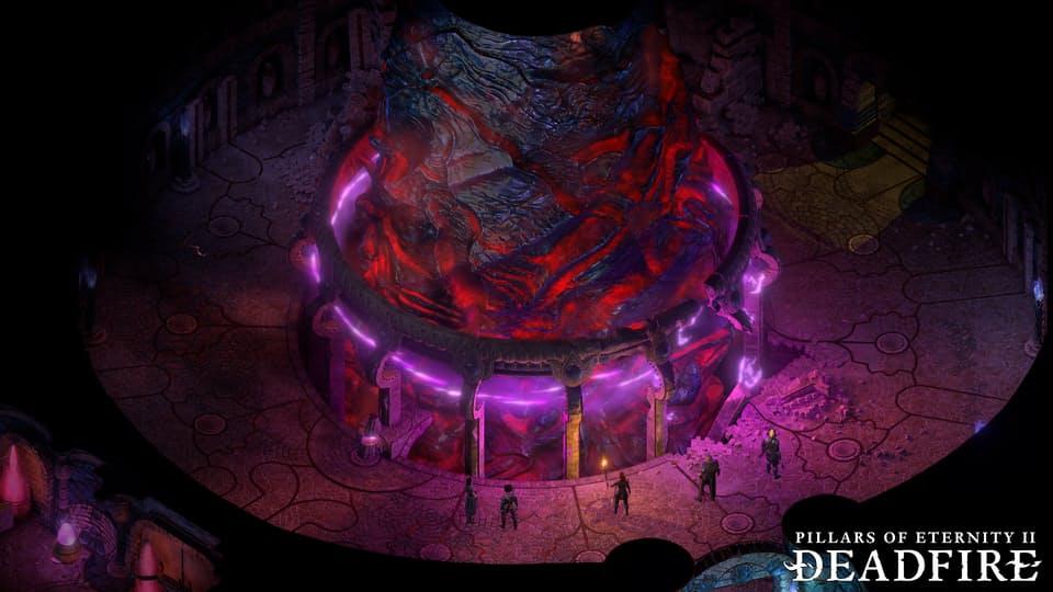 Pillars of Eternity II: Deadfire, кадр № 7
