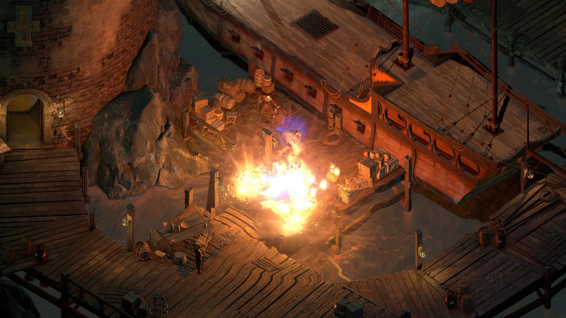 Pillars of Eternity II: Deadfire, кадр № 9