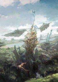 Промо-арт игры Project Prelude Rune
