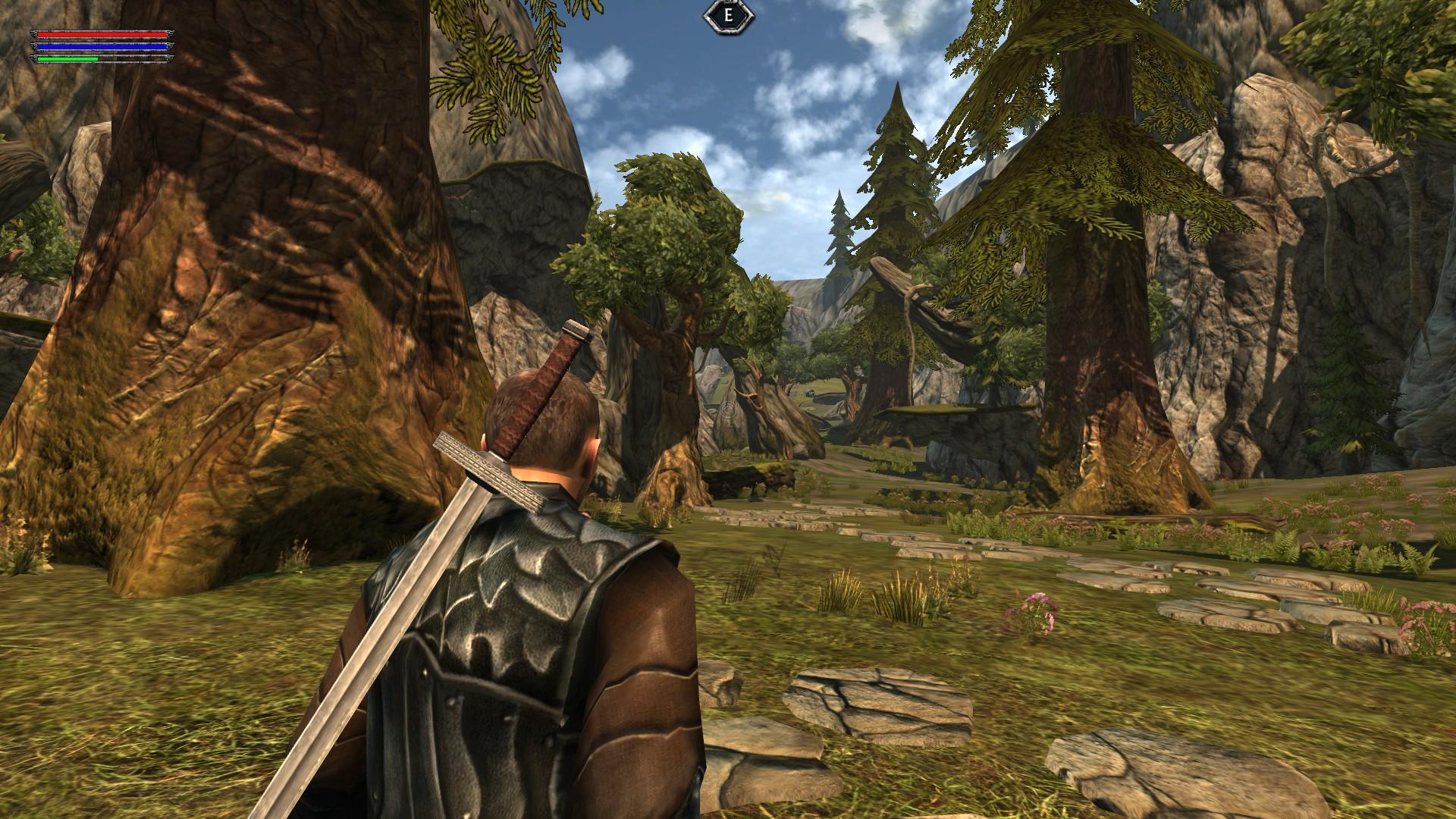 Скачать Ravensword-Shadowlands На Андроид
