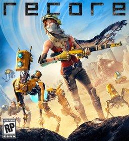 Обложки игры ReCore