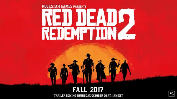 Обложки игры Red Dead Redemption II