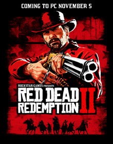 Обложки игры Red Dead Redemption 2