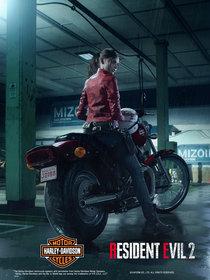 Обложки игры Resident Evil 2