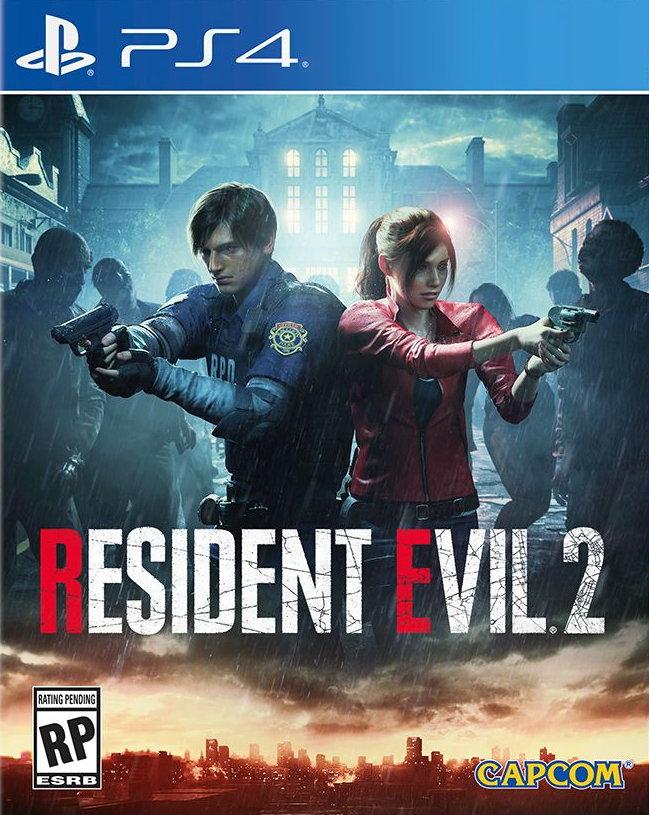 Resident Evil 2, постер № 3