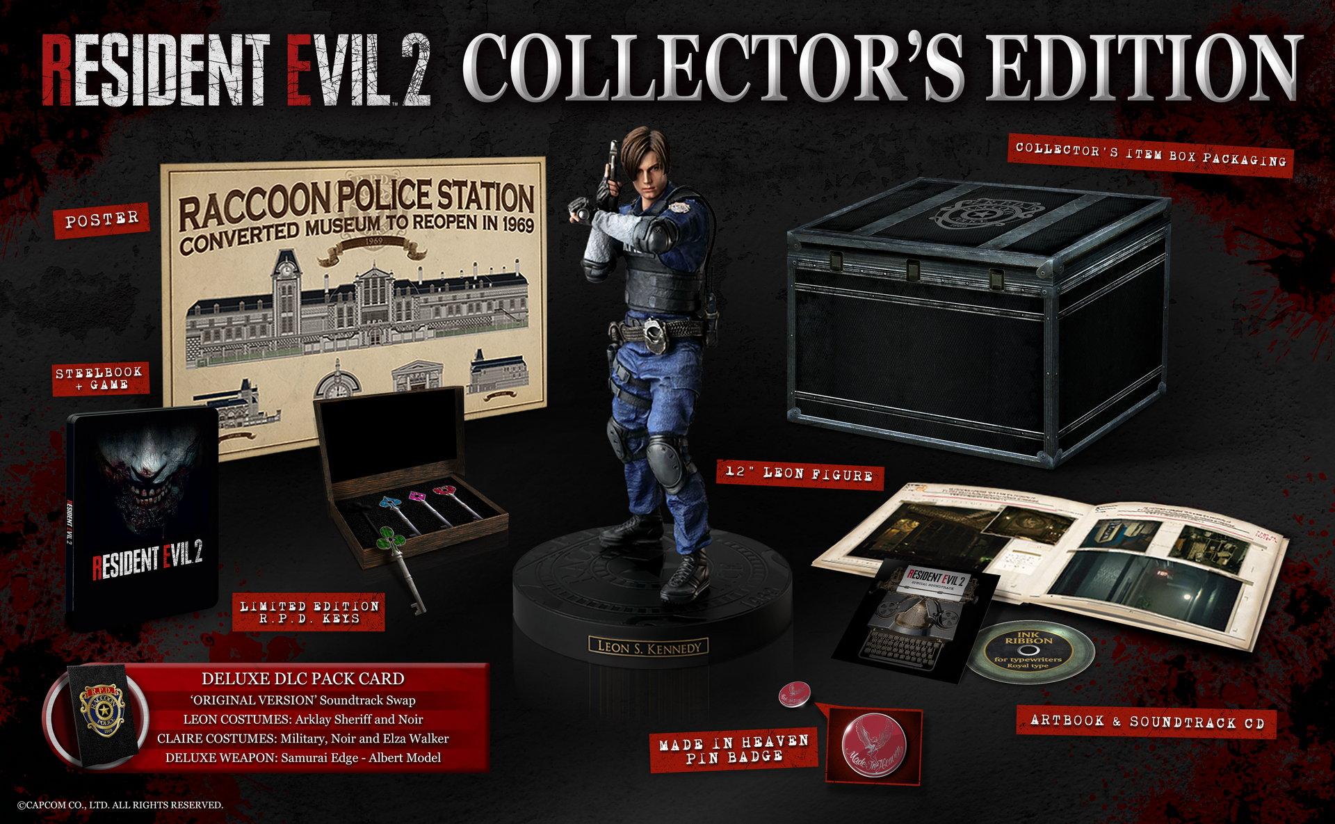 Resident Evil 2, кадр № 1