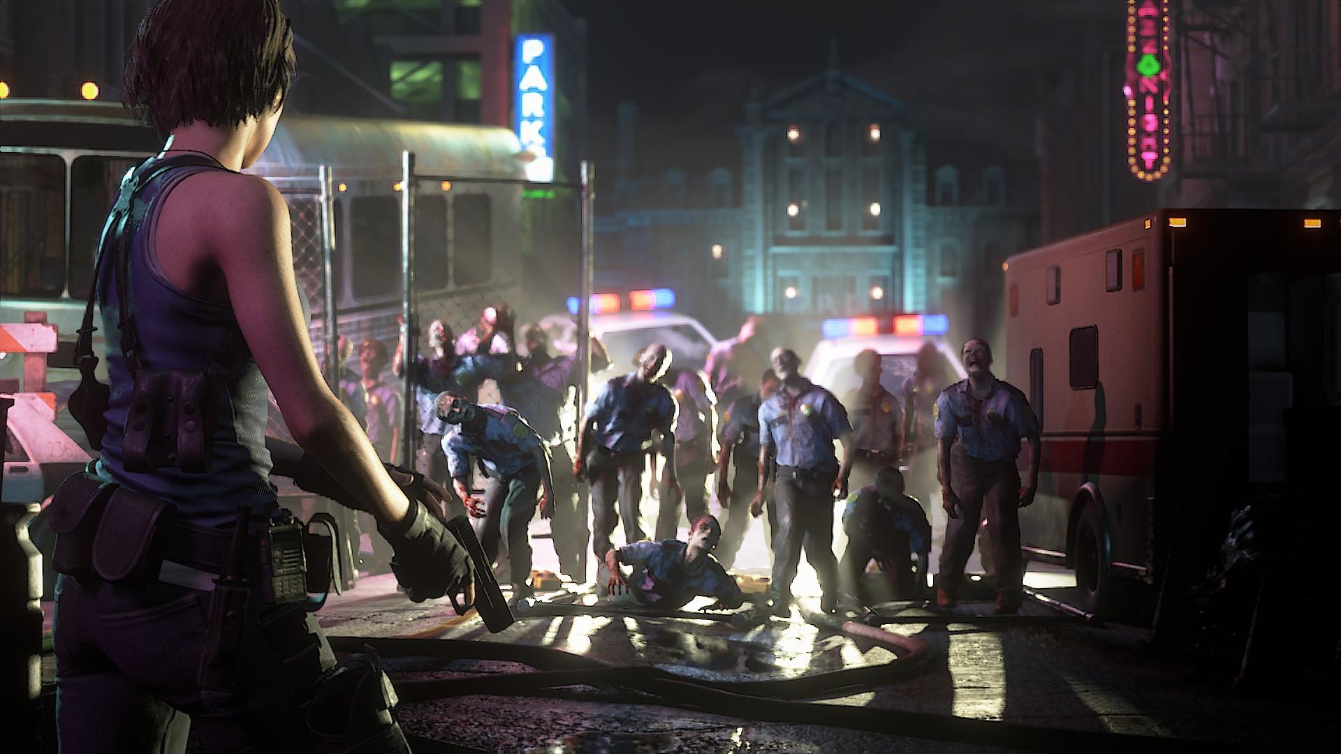 Resident Evil 3, кадр № 12