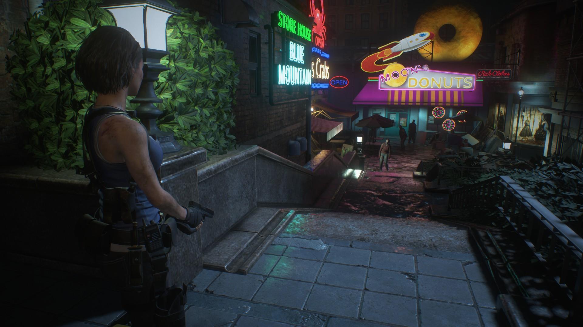 Resident Evil 3, кадр № 21