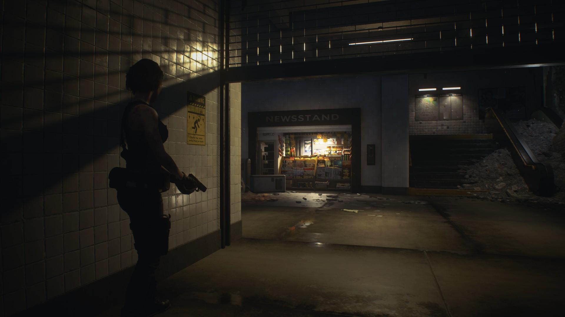 Resident Evil 3, кадр № 25