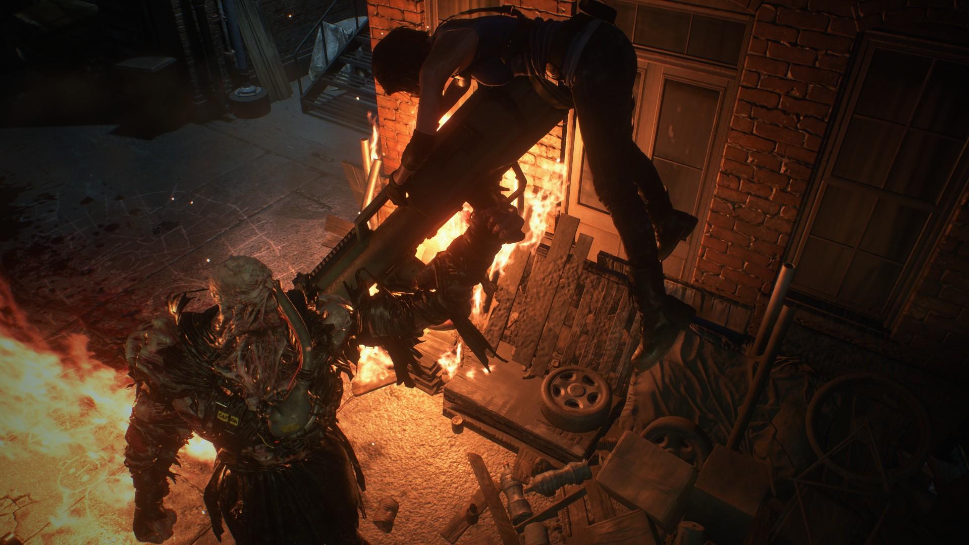 Resident Evil 3, кадр № 26