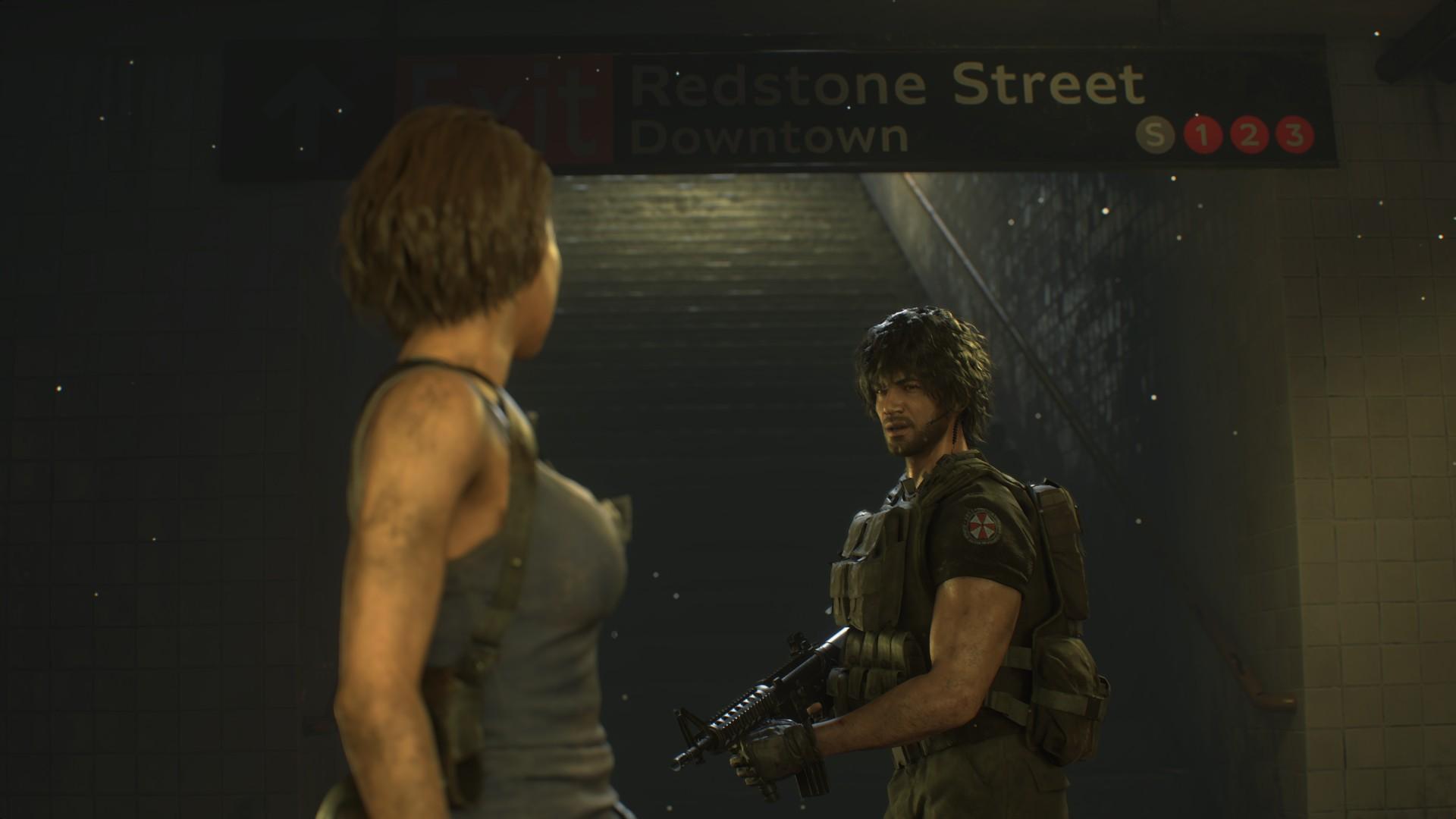 Resident Evil 3, кадр № 36