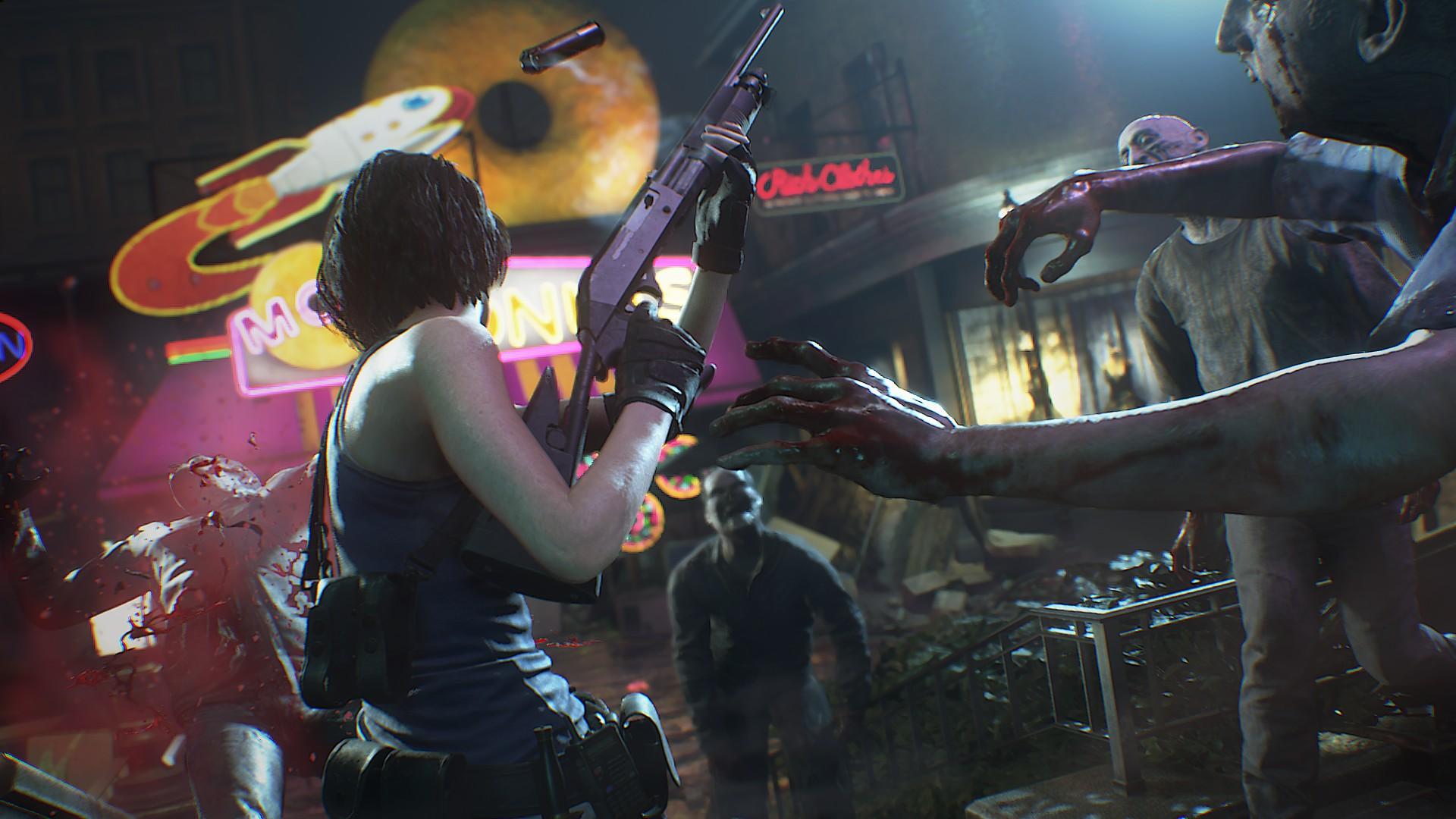 Resident Evil 3, кадр № 6